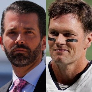 Don Jr.'s Message About Tom Brady Has The Internet Seeing Red