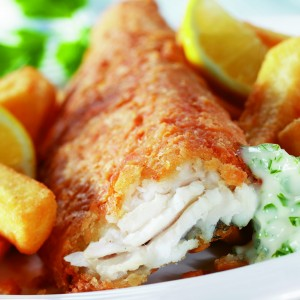 A Fish and Chips Recipe Even Non Fish Eaters Will Like