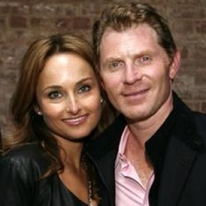 Who is bobby flay dating in 2018