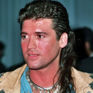 Most Famous Mullets Of All Time Zergnet