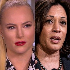 Meghan's Comments About VP Harris Have The Internet Seeing Red