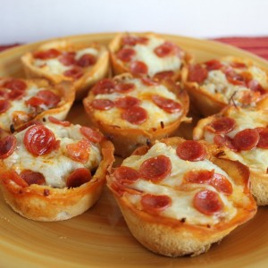 enjoy pure bliss with these pizza cupcakes zergnet