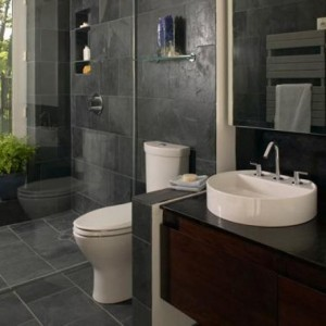 20 Ways To Make Your Small Bathroom Actually Work - ZergNet How To Make A Small Bathroom Work on decorate a bathroom, tank a bathroom, paint a bathroom,